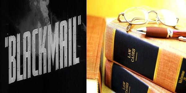 جرائم الابتزاز الإلكتروني و حكمها من الناحية الشرعية